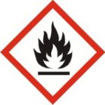 Piktogramm GH02 Flamme